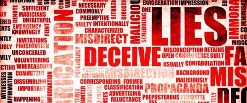 False promises and unethical marketing